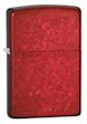 Candy Apple Red Zippo Lighter - 21063 Zippo